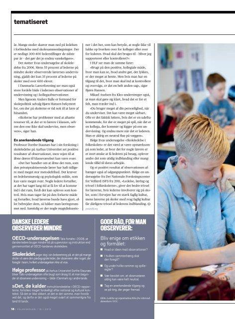 Læs som PDF - Folkeskolen