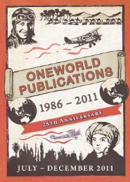 Recently Released - Oneworld Publications