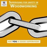 Supervisors - Geoffs Woodwork