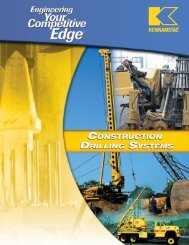 Kennametal Drilling Tool Catalog - DrillingWorld