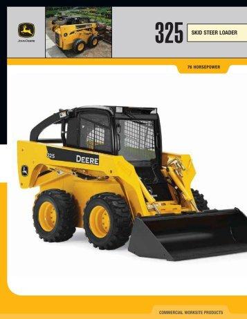 325 SKID STEER LOADER - Cesco Used Equipment