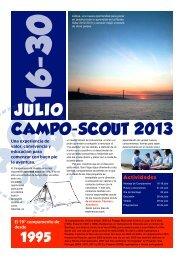 Descarga la información completa - Scouts Sant Yago