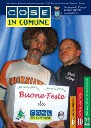 Scarica il Notiziario: Uscita Dicembre 2006 - Comune di Sasso ...