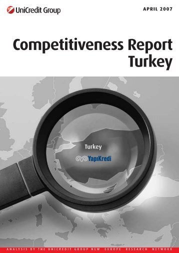 Competitiveness Report Turkey - REF
