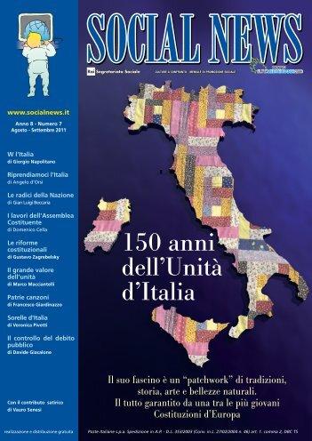 W l'Italia Riprendiamoci l'Italia Le radici della Nazione ... - SocialNews