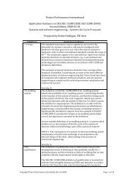 Download 15288 Para / Application Guidance Table - Project ...