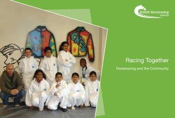 Racing Together - British Horseracing Authority