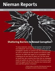 Download this special conference edition as a PDF - Nieman ...