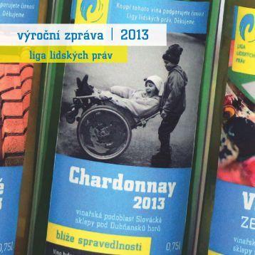 Výroční zpráva | 2013