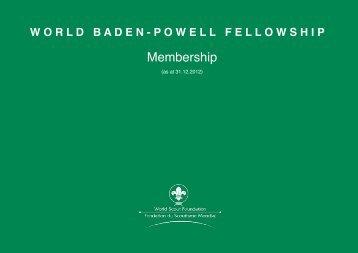 BPF Membership List 2012.pdf - World Scout Foundation