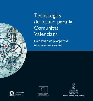 Tecnologías de Futuro para la Comunitat Valenciana