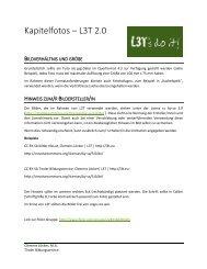 Informationen zur Bildaufbereitung finale Version - L3T