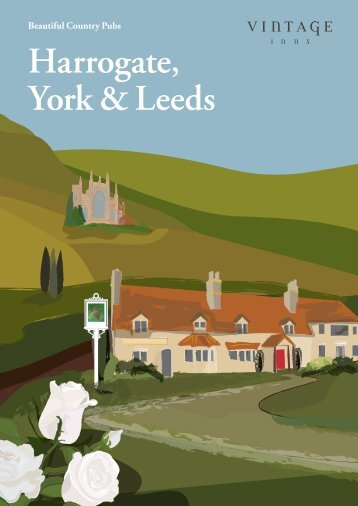 Download the Harrogate, York and Leeds Collection ... - Vintage Inns