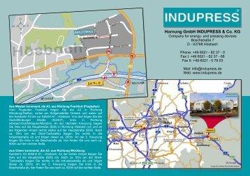 Hornung GmbH INDUPRESS & Co. KG