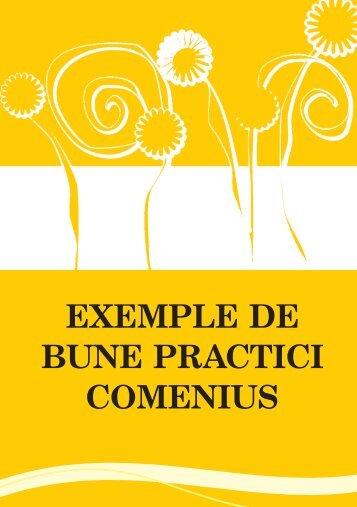 Ghid de bune practici Comenius - ANPCDEFP