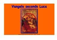 Vangelo secondo Luca - Le Famiglie della Visitazione