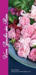 V om Zauber der Rose - Im Rosenbusch