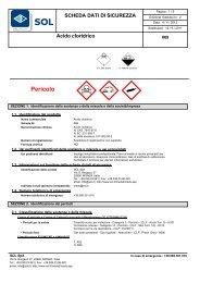 Acido cloridrico - Sol