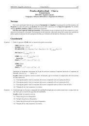 Prueba objetiva final - Clave a Normas Cuestionario