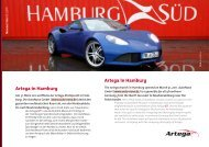 Newsletter 05/2011 - Artega GT Forum