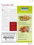 Gastronomie stilvoll genießen in der Region Lifestyle ... - Garreler.de - Page 7
