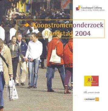 Koopstromenonderzoek Randstad 2004 - Onderzoek en Statistiek ...