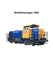 TWE Bahnbetriebs GmbH - Veolia Transport
