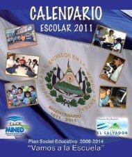 Descarga calendario Escolar 2011 Haciendo Clic AquÃ
