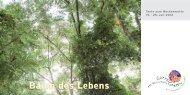 Baum des Lebens - GottesGarten der Religionen