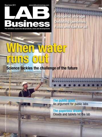 The definitive source for lab products, news and - Lab Business