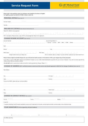 Analytical Service Chns Elementa Analytical Service Request Form