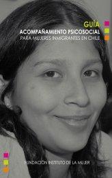 ACOMPAÑAMIENTO PSICOSOCIAL - Instituto de la Mujer