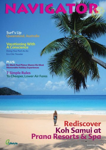 Rediscover Prana Resorts & Spa Koh Samui at - QVI Club