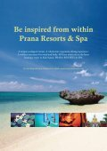 Rediscover Prana Resorts & Spa Koh Samui at - QVI Club - Page 2
