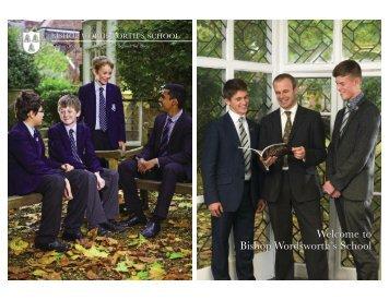 Prospectus - Bishop Wordsworth's School