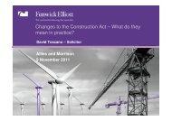 Download the PDF - Fenwick Elliott