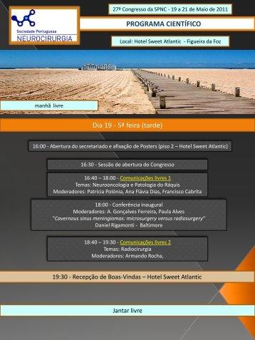 Conferência Inaugural