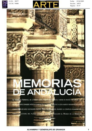 Descargar noticia completa - Alhambra y Generalife