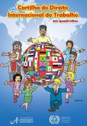 Cartilha do Direito Internacional do Trabalho - OIT