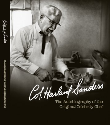 ColonelSanders-Cookbook