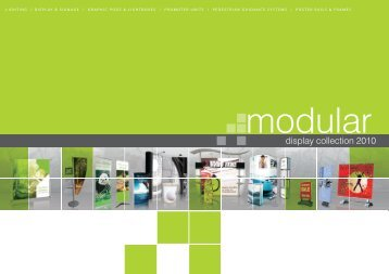 Modular Displays - Redcliffe
