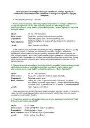 Semináře a workshopy pořádané v roce 1999 (PDF, 27 kB )