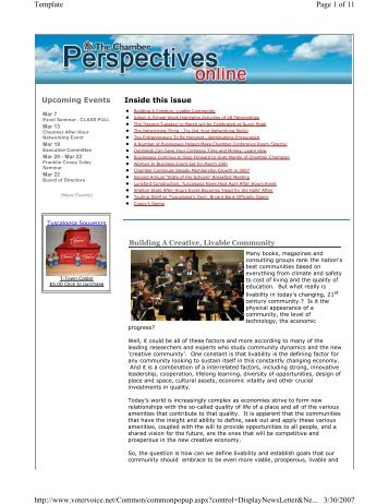 Page 1 of 11 Template 3/30/2007 http://www.votervoice.net ...