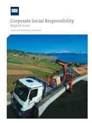Corporate Social Responsibility - CRH