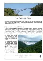 Le Viaduc du Viaur - Tanus