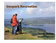 Geopark Recreation - Geological Survey of Ireland