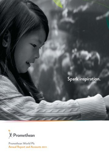 Promethean World Plc Annual Report and Accounts 2011