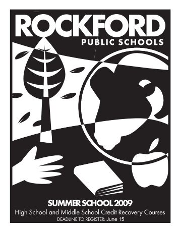 Summer School - 2009 :: Rockford Public Schools