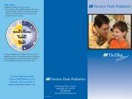 Download Our Brochure - Elliot Hospital