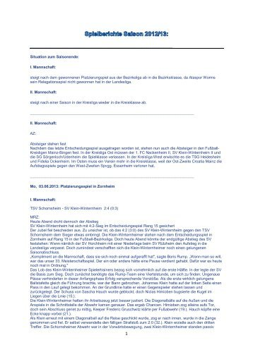 Spielberichte Saison 2012/13 (PDF-Dokument, 1,17 MB)